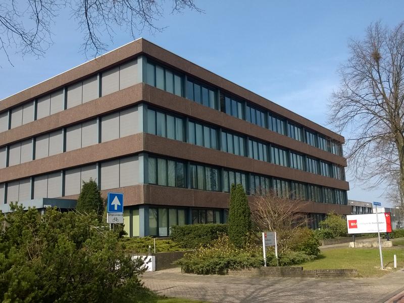 Helftheuvelweg 11 's-Hertogenbosch kantoorruimte Gebouw A
