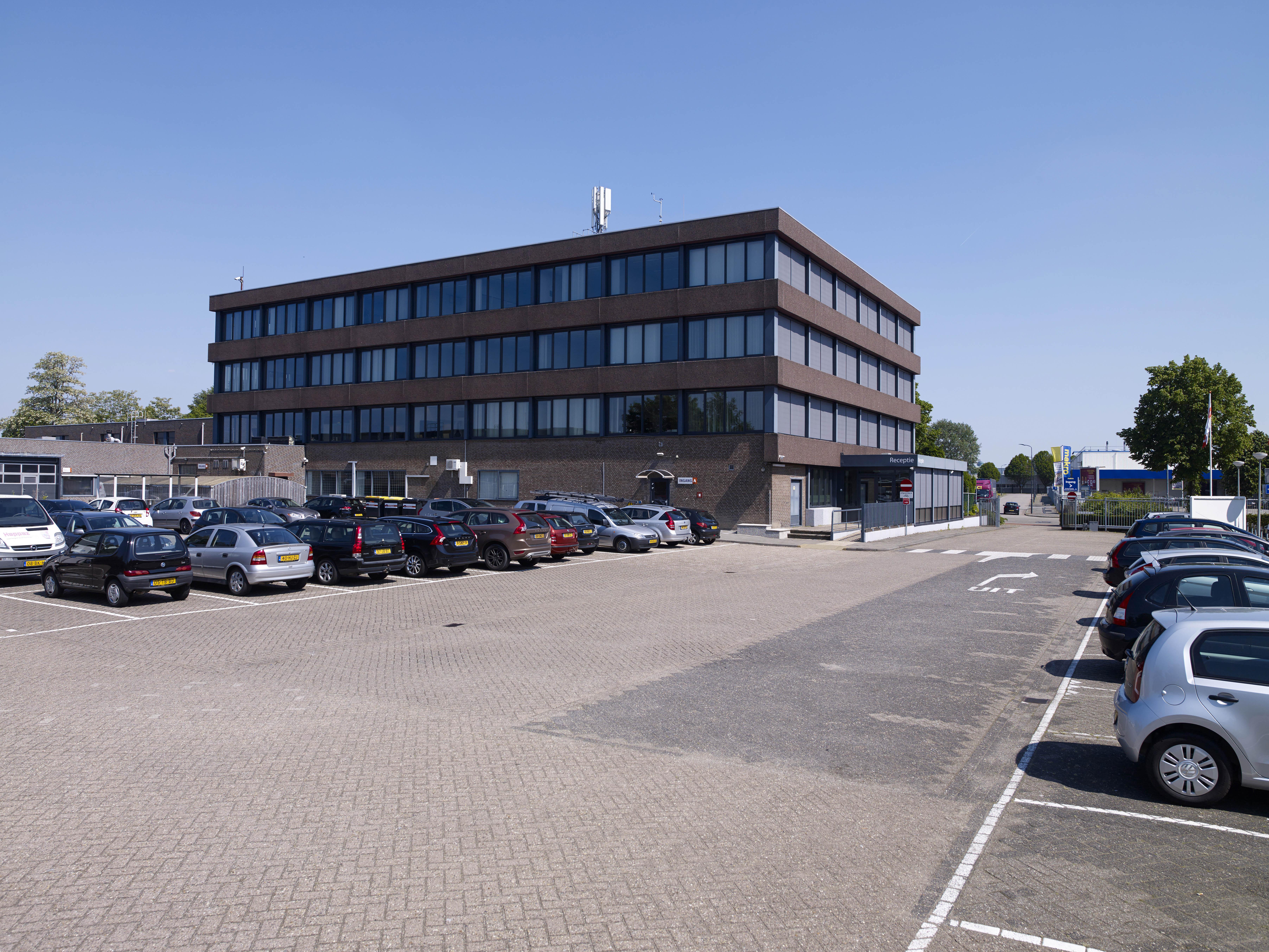 BCR hoofdgebouw