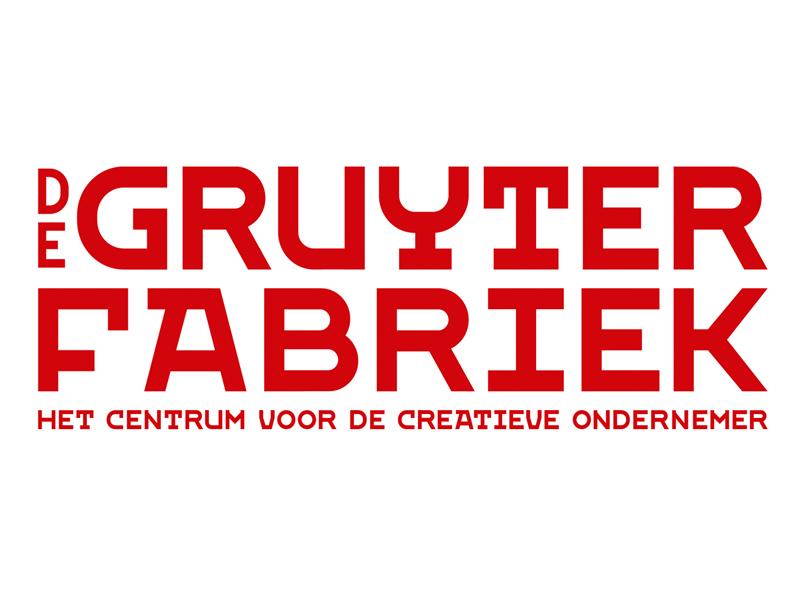 De Gruyter Fabriek logo