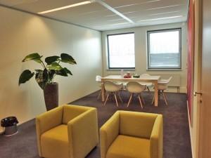 Spreek-/coachruimte 5 Business Center de Vliert 's-Hertogenbosch