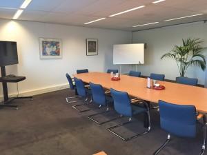 Vergaderzaal 1 Business Center de Vliert 's-Hertogenbosch