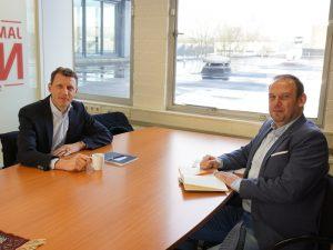 Interview Maurice en Marc